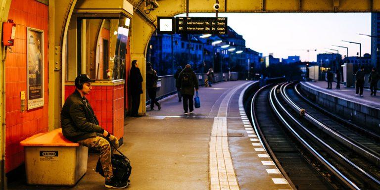 3 U-Bahn Schlesisches Tor